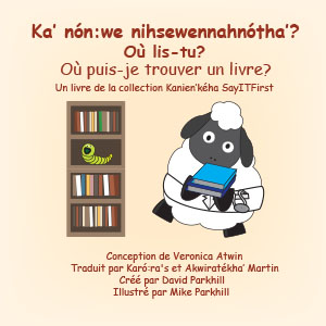 Where Do You Read  French Inuktut