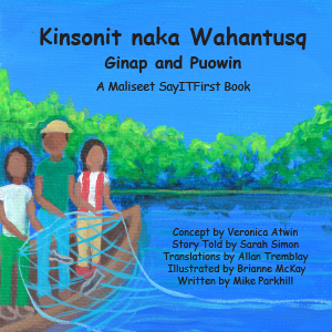 Ginap and Puowin in Maliseet