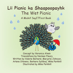 The Wet Picnic in Michif