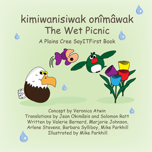 The Wet Picnic in Plains Cree